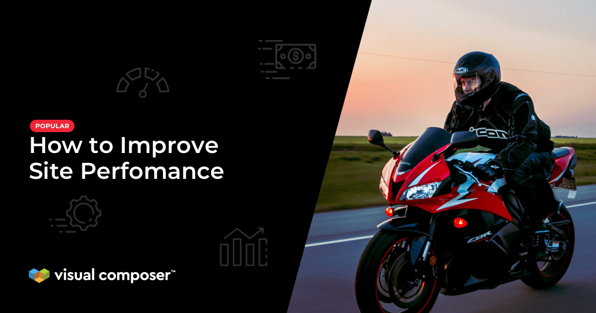 How to improve website performance with Visual Composer Insights feature image