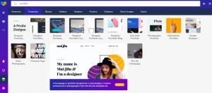 Visual Composer Hub with Portfolio Templates