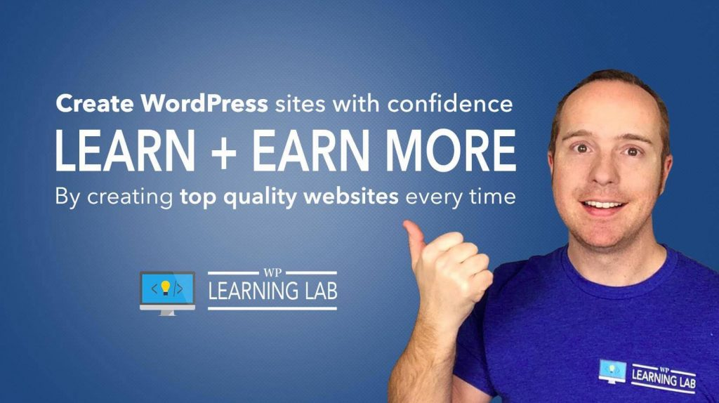 WPLearningLab Facebook group cover image